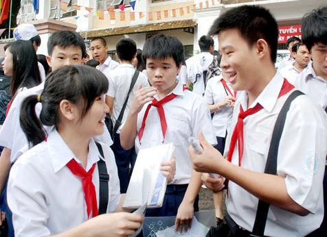 Luyện thi lớp 10 trường phổ thông năng khiếu