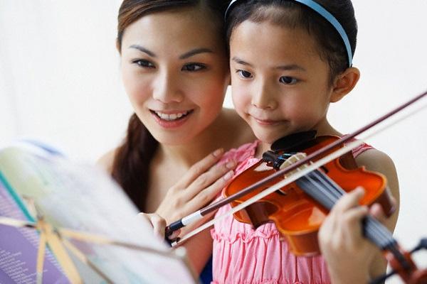 Gia sư dạy Violin tại nhà tphcm