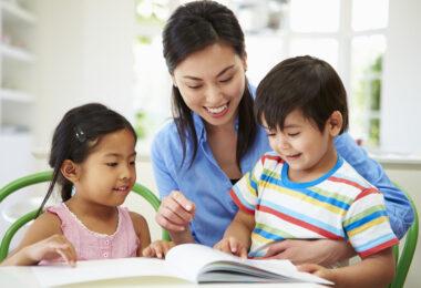 Nhận dạy kèm tiểu học tại nhà