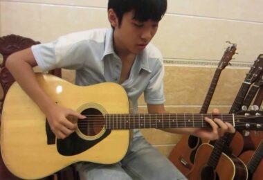Cần gia sư dạy đàn Guitar tại quận 12