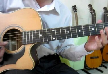 Cần gia sư dạy đàn Guitar tại quận Tân Bình