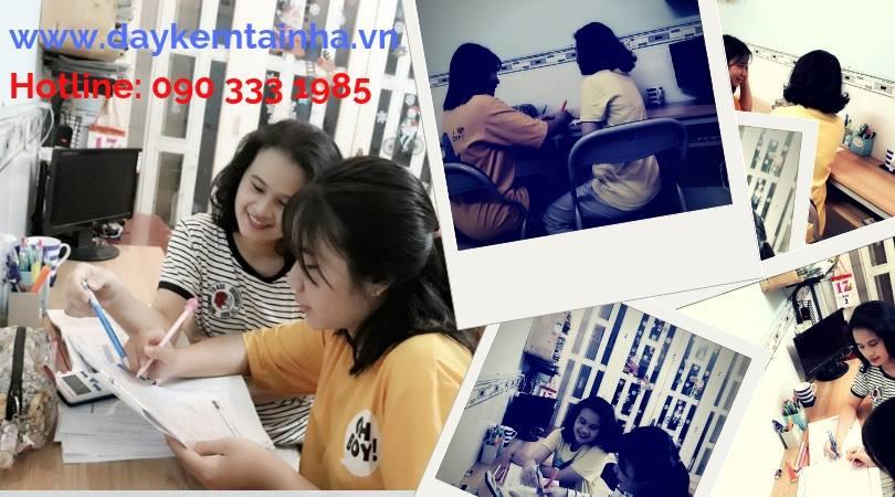 Cần gia sư dạy kèm môn tiếng Anh tại quận Bình Thạnh