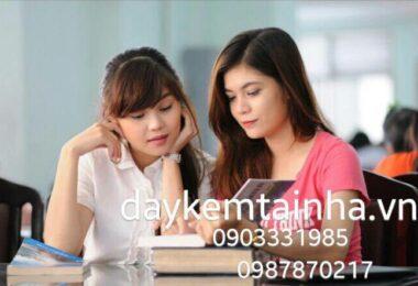 Cần gia sư dạy tiếng Anh tại quận 2