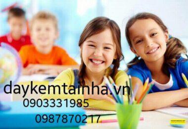 Cần gia sư dạy tiếng Anh tại quận 6