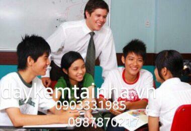 Gia sư môn Văn tại quận Tân Bình